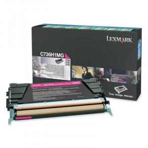 Toner Original C736H1MG Lexmark C736n Com Garantia de 1 ano e Procedência – TonerBarato.com.br