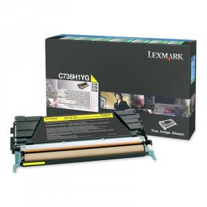 Toner Original C736H1YG Lexmark C736n Com Garantia de 1 ano e Procedência – TonerBarato.com.br