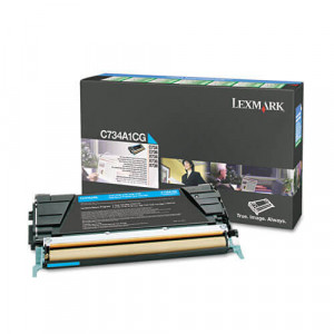 Toner Original C734A1CG Lexmark C734n Com Garantia de 1 ano e Procedência – TonerBarato.com.br
