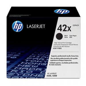 Toner HP Original 4250 Preto - Q5942X - HP 42X
