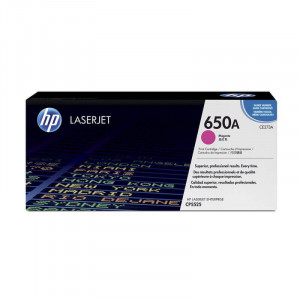Toner Original CP5525n Magenta / Vermelho - CE273A - HP 650A HP