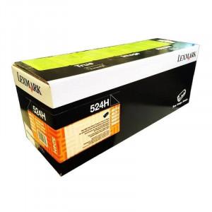 Toner Original MS810dn Preto - 52D4H00 / 52DBH00 - 524H Lexmark